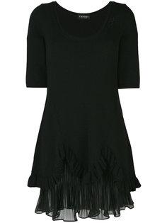 расклешенное платье шифт  Twin-Set