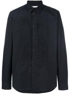 рубашка с плиссированным нагрудником Givenchy