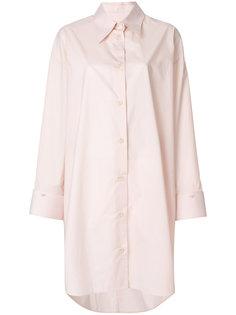 платье-рубашка  Mm6 Maison Margiela