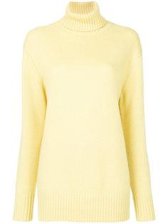 свитер с отворотом на воротнике  Chloé