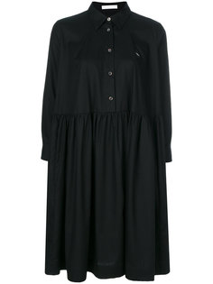 свободное платье-рубашка Peter Jensen