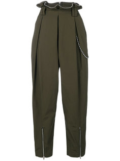 ball chain trim trousers Alexander Wang
