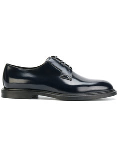 туфли дерби на шнуровке Dolce & Gabbana