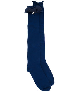 bow embellished socks Twin-Set