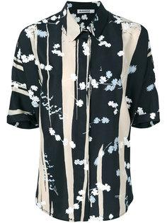 рубашка с принтом Cassidy Jil Sander