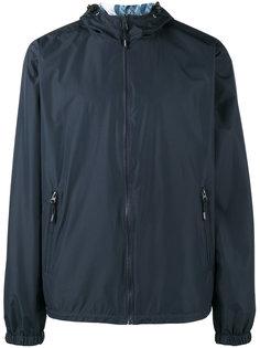 двухсторонняя куртка с капюшоном Kenzo