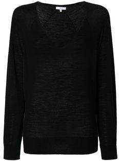 пуловер с V-образной горловиной Iro