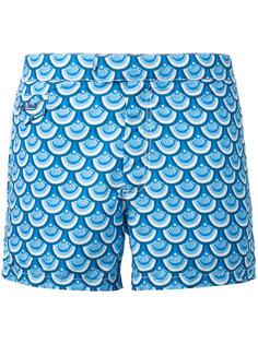 шорты для плавания с принтом Mc2 Saint Barth