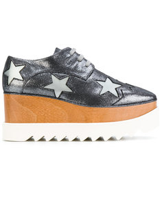 блестящие ботинки Elyse Stella McCartney