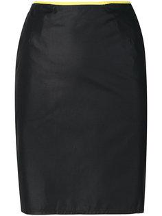 юбка мини  Helmut Lang Vintage