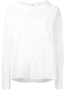 rear bow detail shirt  G.V.G.V.