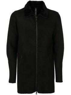панельная куртка на молнии Giorgio Brato