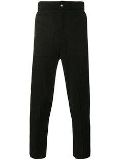 структурированные зауженные брюки Lot78