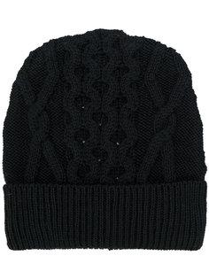 шапка с узором косы Maison Margiela