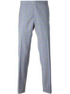 брюки в клетку Fashion Clinic Timeless
