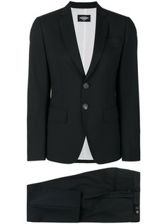 костюм-двойка с укороченными брюками  Dsquared2