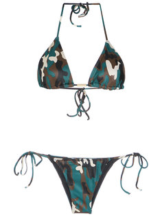 triangle camouflage bikini set Brigitte