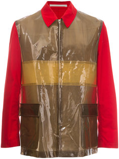 куртка с панельным дизайном Comme Des Garçons Vintage