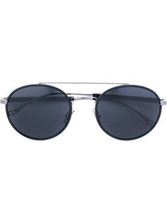 солнцезащитные очки круглой формы Boss Hugo Boss