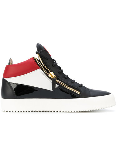 кроссовки 'Jimbo' Giuseppe Zanotti Design