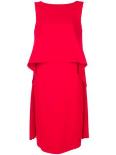 расклешенное платье-шифт Givenchy