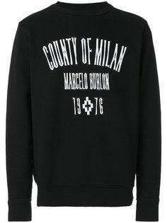 Jak crewneck sweatshirt Marcelo Burlon County Of Milan