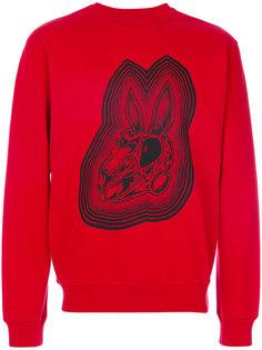 bunny sweatshirt McQ Alexander McQueen