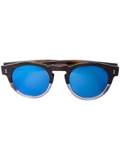 солнцезащитные очки Leonard 48 с черепаховым эффектом Illesteva