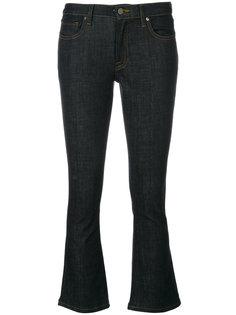 укороченные джинсы клеш  Victoria Victoria Beckham