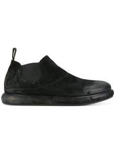 Chelsea textured loafers Marsèll