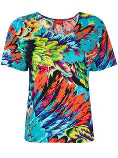 футболка с принтом Jungle Kenzo Vintage