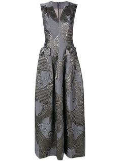 платье Momo Talbot Runhof