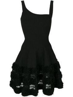 платье плиссе  Alaïa Vintage