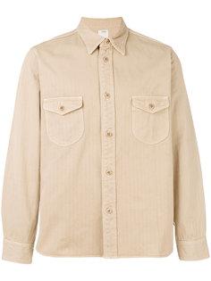легкая куртка с вышивкой Visvim