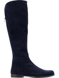 under-the-knee flat boots Unützer