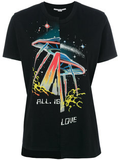 футболка All is love Stella McCartney
