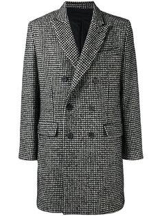 двубортное пальто  Ami Alexandre Mattiussi