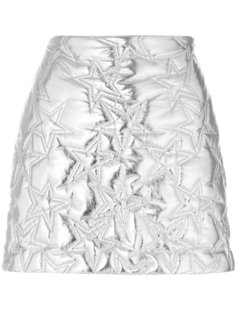 юбка со стеганым узором  MSGM
