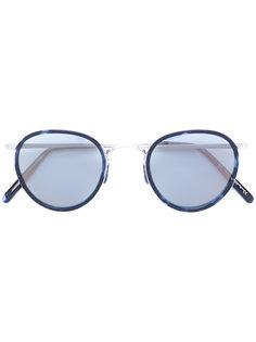 солнцезащитные очки круглой формы Oliver Peoples