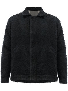 пушистая куртка Uma Wang