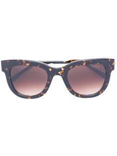 soft cat eye sunglasses Thierry Lasry