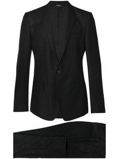 формальный костюм-двойка Dolce & Gabbana