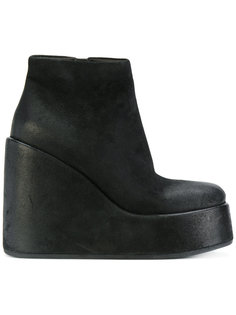 wedge ankle boots  Marsèll
