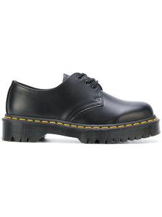 туфли со шнуровкой Dr. Martens