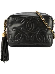 сумка с бахромой Chanel Vintage