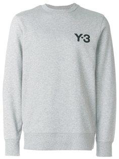 logo print sweatshirt Y-3