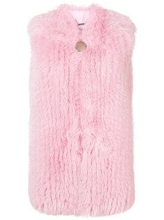 удлиненный жилет Givenchy