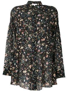 рубашка с цветочным принтом Iro