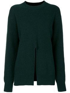 свитер с разрезами  Proenza Schouler