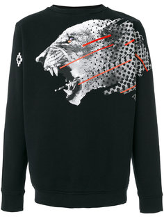 Sham printed sweatshirt Marcelo Burlon County Of Milan